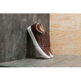 Vans Old Skool (Lux Leather) Chocolate/ Porcini