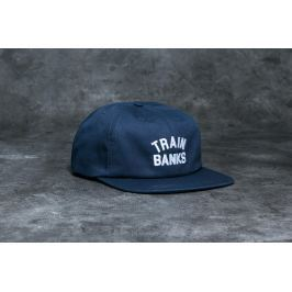 Polar Train Banks Cap Navy