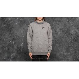 Nike Sportswear FNL Quilt Sweat Medium Grey Heather