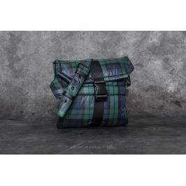 Puma Fenty x Rihanna Envelope Bag Evening Blue-Scarab-Plaid