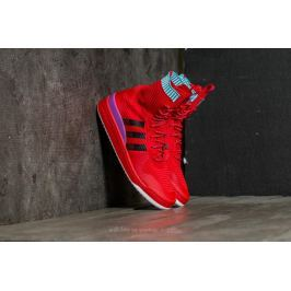 adidas Forum Winter Primeknit Scarlet/ Core Black/ Shock Purple
