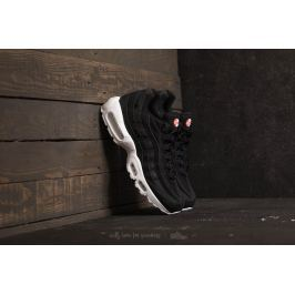 Nike Air Max 95 Premium SE Black/ Black-White-Team Orange