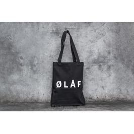 OLAF HUSSEIN ØLÅF Tote Bag Black