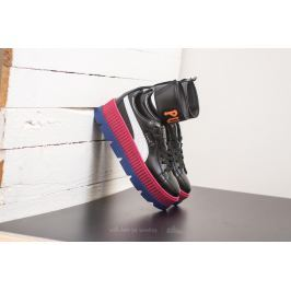 Puma Fenty Ankle Strap Sneaker Wn´s Black-White-Red Bud-Clematis