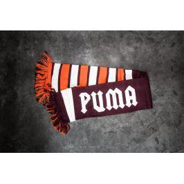 Puma Fenty x Rihanna Long Varsity Scarf Winetasting-Vanilla-Flame