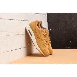 Nike Air Max 1 Premium Flax/ Flax-Sail-Gum Med Brown