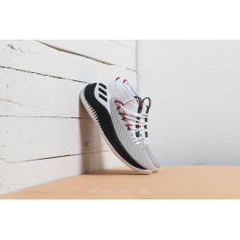 adidas Dame 4 Ftw White/ Core Black/ Scarlet