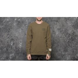 adidas x White Mountaineering Crew Sweat Trace Olive