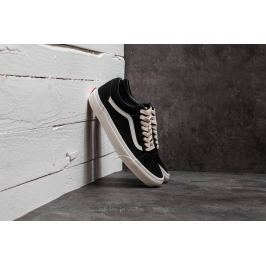 Vans Old Skool (Herringbone Lace) Black/ Marshmallow
