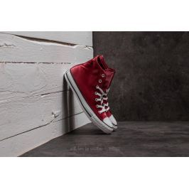 Converse Chuck Taylor All Star Hi Red Block/ White/ White