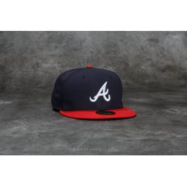 New Era 59Fifty Acperf Atlanta Braves Cap Navy
