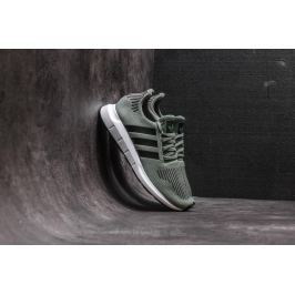 adidas Swift Run J Trace Green/ Core Black/ Ftw White
