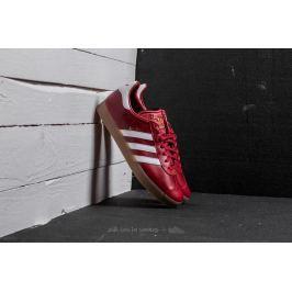 adidas Gazelle Mystery Red/ Ftw White/ Gold Metallic