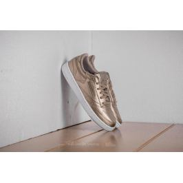 Reebok Club C 85 Melted Metal Pearl Met-Grey Gold/ White