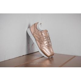 Reebok Classic Leather Melted Metal Pearl Met-Peach/ White