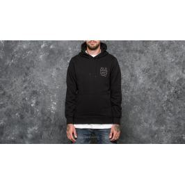 by Parra Old Man Says Nein Hooded Sweater Black