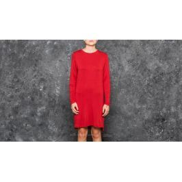 Wemoto Pilar Dress Berry Red