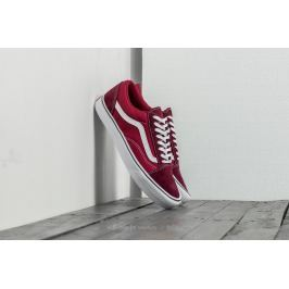 Vans Old Skool Lite (Throwback) Port Royale/ Tibetan Red