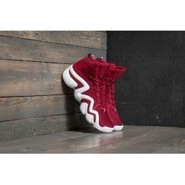 adidas Crazy 8 Primeknit ADV Collegiate Burgundy/ Collegiate Burgundy/ Ftw White