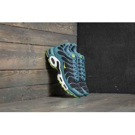 Nike Air Max Plus Black/ Volt-Iced Jade-White