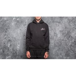 The Hundreds Slant Box Pullover Hoodie Black