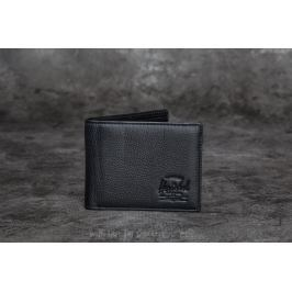 Herschel Supply Co. Hank + Leather Wallet Black