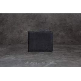 Herschel Supply Co. Hank PL + Nubuck Wallet Black/ Black
