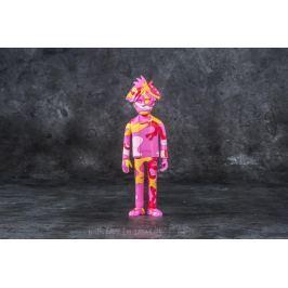 Medicom Toys Vinyl Collectible Dolls Andy Warhol Pink Camo