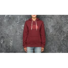 The North Face Drew Peak Pullover Hoodie Barolo Red