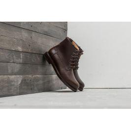 A.P.C. Boots Vladimir Cae Marron Fonce