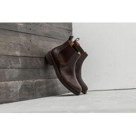 A.P.C. Boots Simeon Cae Marron Fonce