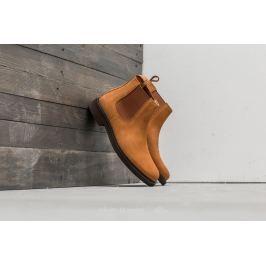 A.P.C. Boots Simeon Cad Noisette