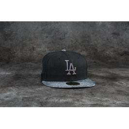 New Era 59Fifty Grey Collection Los Angeles Dodgers Cap Black/ Grey Heather