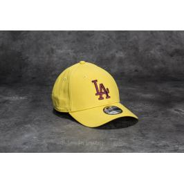 New Era 9Forty League Essential Los Angeles Dodgers Cap Yellow/ Maroon