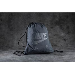 Nike Heritage 1 GFX Gymsack Black