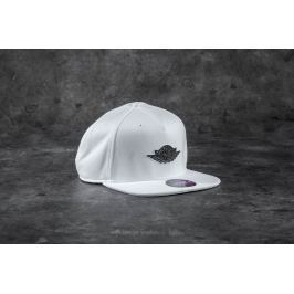 Jordan Wings Strapback White/ Black