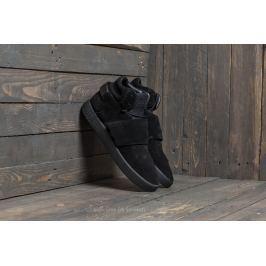 adidas Tubular Invader Strap Core Black/ Core Black/ Ftw White