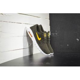 Nike Stefan Janoski Max Sequoia/ Circuit Orange