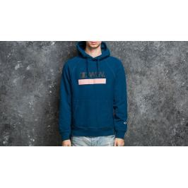 Champion x WOOD WOOD Hooded Sweatshirt Navy