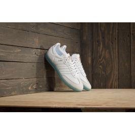 adidas Samba W Ftw White/ Ftw White/ Bright Cyan