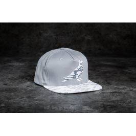 Staple Tribe Pigeon Snapback Grey