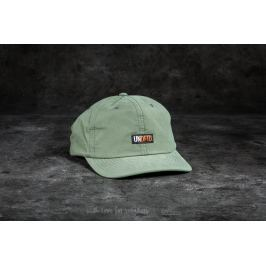Undefeated Label Cap Olive