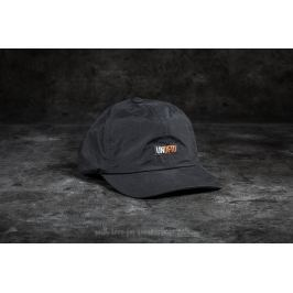 Undefeated Label Cap Black