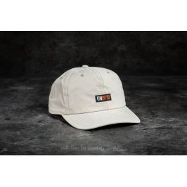 Undefeated Label Cap Khaki