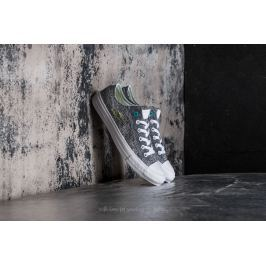 Converse Chuck Taylor All Star II Ox White/ Aporous Gray/ Fresh Cyan