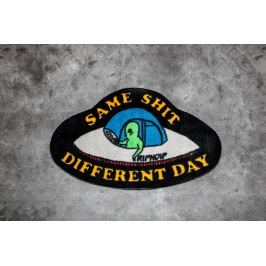 RIPNDIP Same Shit Different Day Rug Black