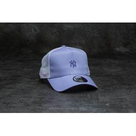 New Era Adjustable Women Pastel New York Yankees Trucker Purple