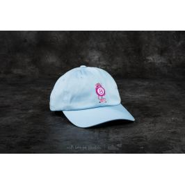 HUF x Pink Panther 8 Ball Dad Cap Light Blue