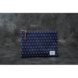Herschel Supply Co. Network Pouch Peacot/ Apricot Blush Dots
