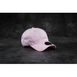 New Era 9Forty Adjustable Sunbleach Unstructured New York Yankees Cap Light Pink